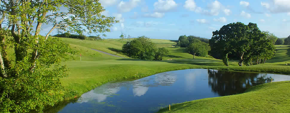 Views of St Mellion Golf Course